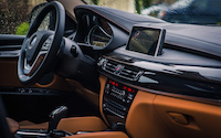 bmw x6 dashboard ceramic nappa leather
