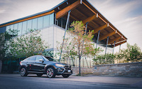 bmw x6 angus glen library