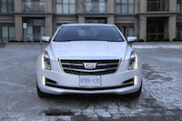 2015 cadillac ats coupe white performance collection