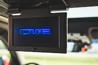 cadillac escalade cue screen
