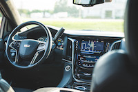 cadillac escalade interior black