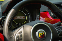 abarth gauges