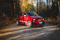 fiat 500c abarth rosso red