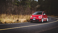 2015 fiat 500c abarth rosso red