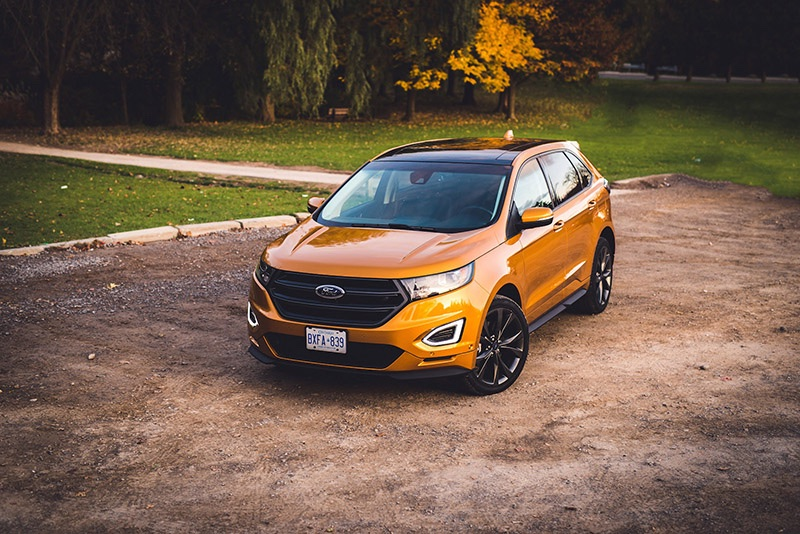 2015 ford edge sport canada review