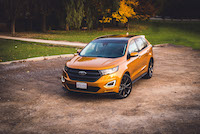2015 ford edge sport electric spice