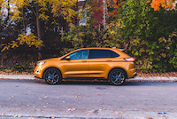 ford edge sport 21 inch wheels