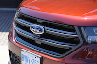ford edge 180 degree front camera