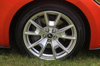 ford mustang 50th wheels
