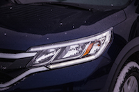 honda cr-v running led lights