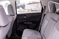 honda cr-v se rear seats