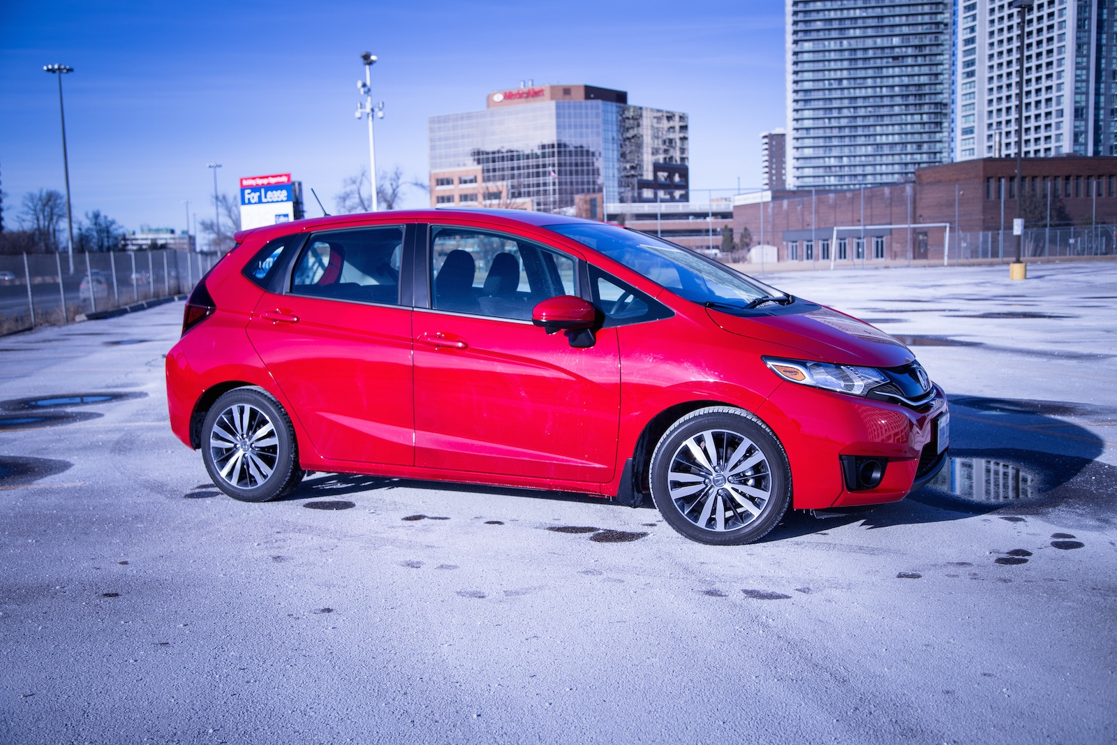 Auto Paint Touch Up >> Review: 2015 Honda Fit EX | Canadian Auto Review