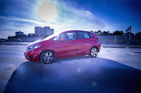 2015 honda fit sunset