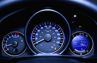 2015 honda fit gauges