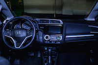 2015 honda fit steering wheel