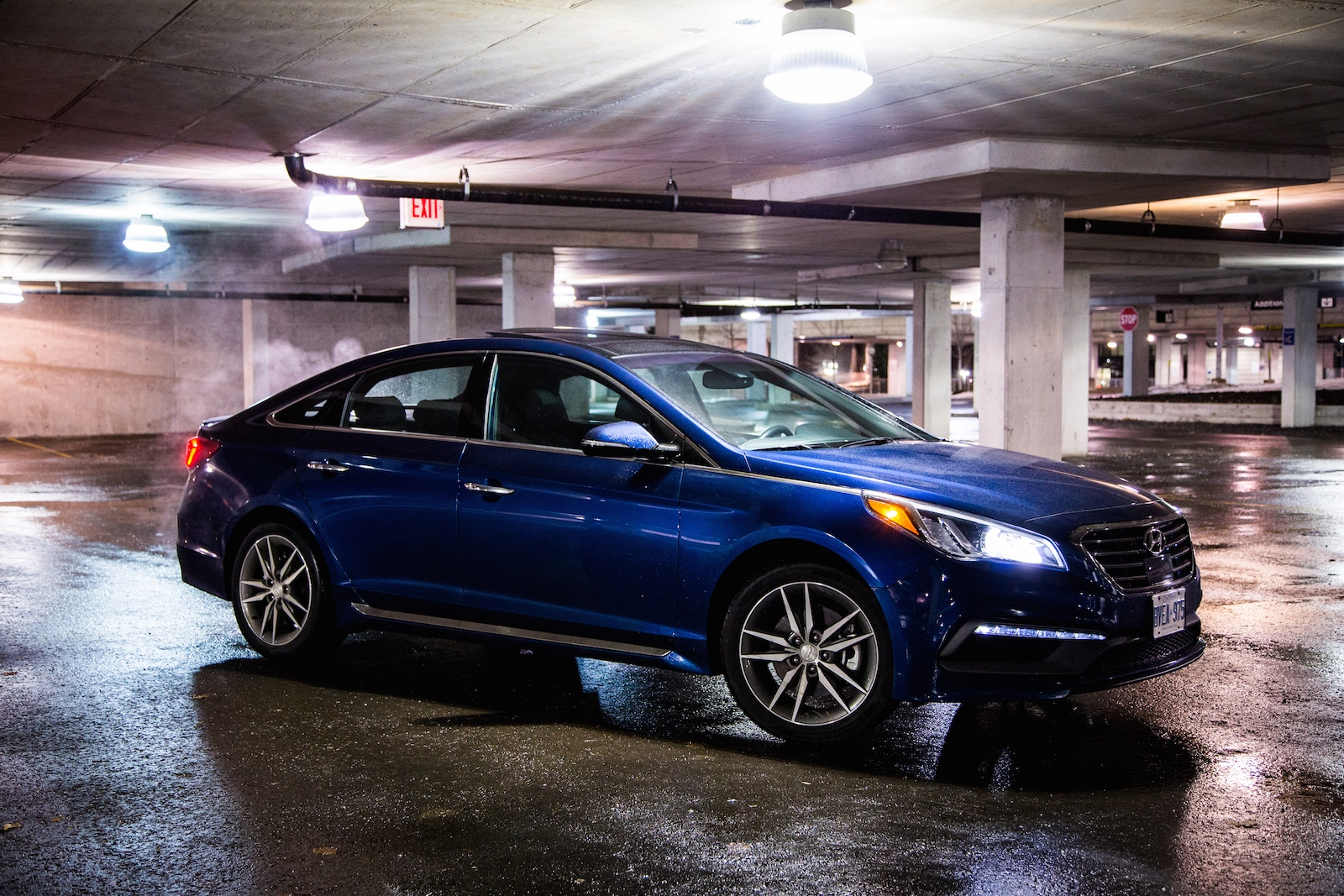review 2015 hyundai sonata ultimate 2 0t canadian auto review. Black Bedroom Furniture Sets. Home Design Ideas