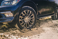 infiniti qx80 limited 22 inch