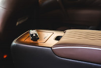 infiniti qx80 limited wood leather