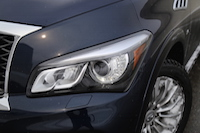 2015 infiniti qx80 head lamps