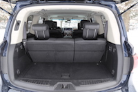 2015 infiniti qx80 third row seats