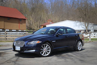 jaguar xf awd luxury 3.0 supercharged