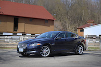 2015 jaguar xf all wheel drive blue dark sapphire
