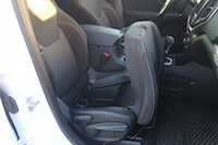 2015 jeep cherokee front seat storage