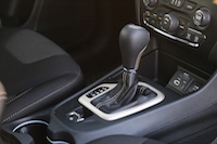 2015 jeep cherokee 9-speed gearbox