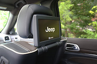 jeep grand cherokee ecodiesel overland entertainment