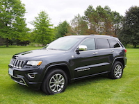 jeep grand cherokee ecodiesel overland 4x4