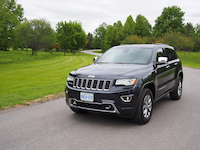 jeep grand cherokee ecodiesel blue