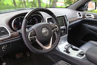 grand cherokee ecodiesel jeep interior