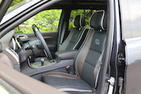 jeep grand cherokee ecodiesel overland seats