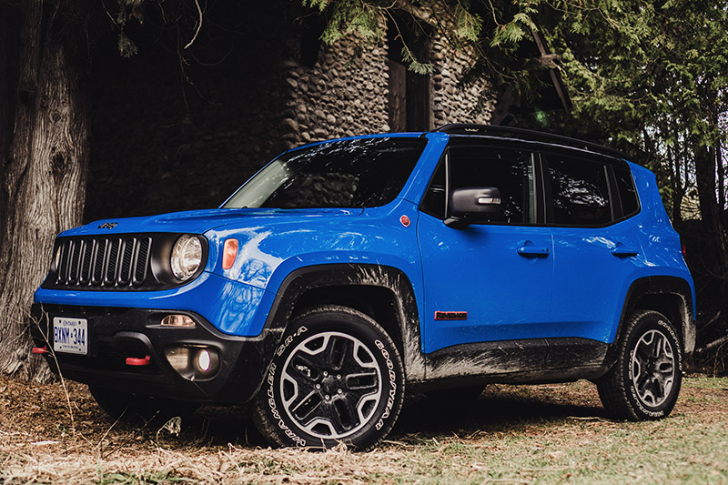 jeep renegade trailhawk sierra blue