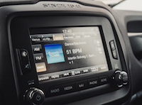 jeep renegade touchscreen