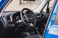 jeep renegade trailhawk interior