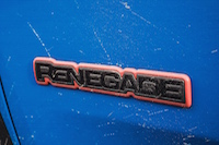 renegade badge