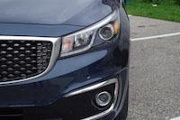 kia sedona headlights 2015