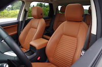 discovery sport leather seats