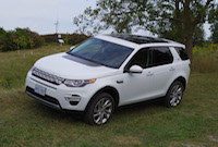 land rover discovery sport hill incline