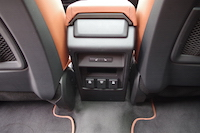 discovery sport rear controls heated