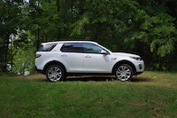 land rover discovery sport white