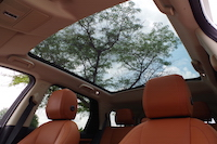 discovery sport sun roof