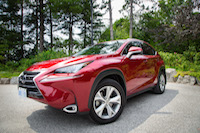 lexus nx300h no f sport package