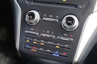 lincoln mkc buttons dials