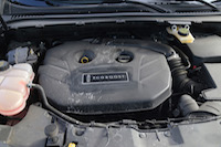 lincoln mkc 2.3 litre ecoboost awd engine