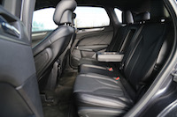 lincoln mkc rear seats row
