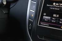 lincoln mkc sport mode engine start button