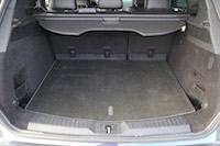 lincoln mkc cargo trunk storage