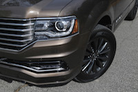 lincoln navigator head lamps